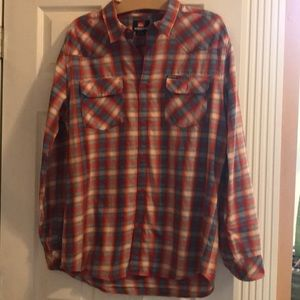 Men's buttondown LS shirt